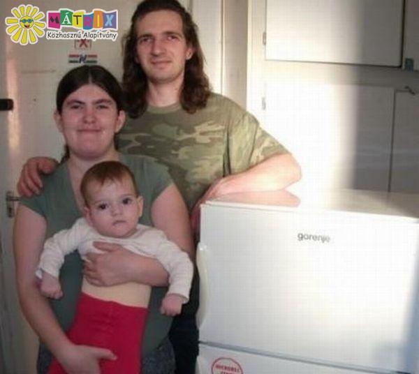 Eszközökkel támogatjuk a rászoruló családokat