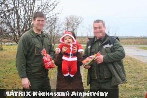Miki-Viki is segített a decemberi adományozási akcióban a jó szándékú emberek 1%-nak köszönhetõen