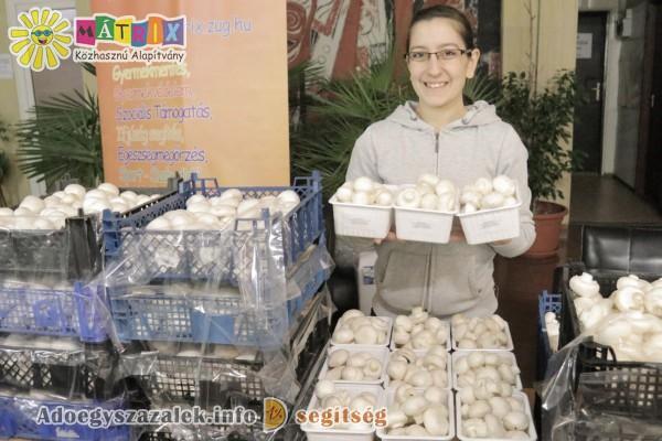 Rendszeresen tartunk élelmiszerosztásokat is az adóegyszázalék felajánlásoknak is köszönhetően
