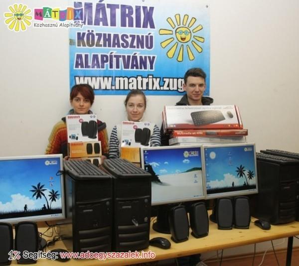 Számítógép Álom 2013: Készülődés a számítógépek átadására