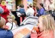 Gyermekmentés, családtámogatás: Az adó 1% felajánlásoknak is köszönhetően számos családot támogatunk többek között élelmiszerrel