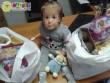 Élelmiszer és vitamin adományokat ajándékoztunk