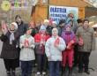 Az adóegyszázalék felajánlásoknak köszönhetően a sérültek intézményének lakóit is megajándékozta a Mátrix Mikulása